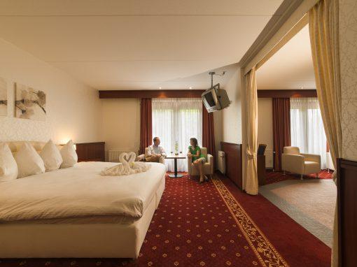 Ook hotel kamers dienen mooi weergegeven te worden