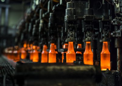 OI flessenproductie