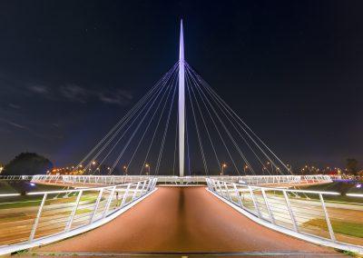 Fietsbrug Eindhoven