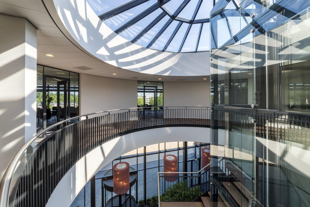 Architectuur van binnen naar buiten